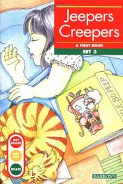 Cover of: Jeepers creepers | Kelli C. Foster
