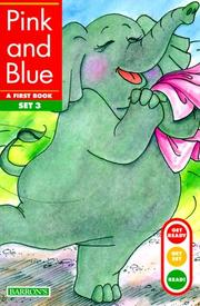 Cover of: Pink and blue