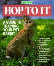 Cover of: Hop to it | Samantha Hunter