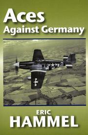 Cover of: Aces against Germany