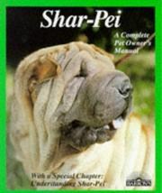 Cover of: Shar-pei | Tanya B. Ditto