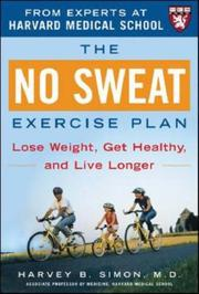 Cover of: The no sweat exercise plan | Harvey B. Simon