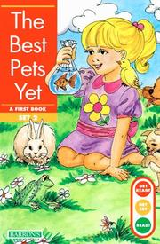 Cover of: The best pets yet