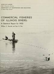 Cover of: Commercial fisheries of Illinois rivers