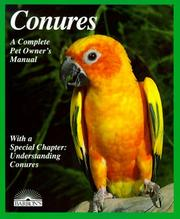 Cover of: Conures