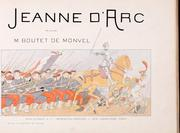 Cover of: Jeanne D'Arc | Louis-Maurice Boutet de Monvel