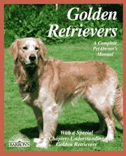 Cover of: Golden retrievers | Jaime J. Sucher