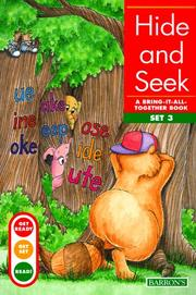 Cover of: Hide and seek