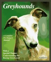 Cover of: Greyhounds | D. Caroline Coile