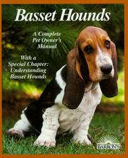 Cover of: Basset hounds