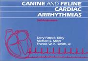 Cover of: Canine and feline cardiac arrhythmias