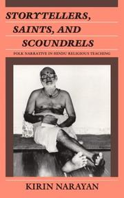 Cover of: Storytellers, Saints and Scoundrels