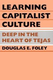 Cover of: Learning capitalist culture