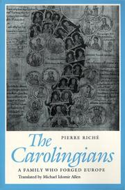 Cover of: The Carolingians: A Family Who Forged Europe