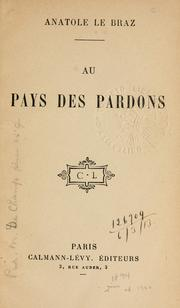Cover of: Au pays des pardons