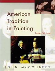 Cover of: American tradition in painting