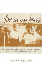 Cover of: Fire in My Bones