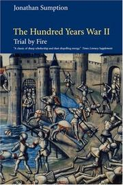 Cover of: The Hundred Years War, Volume 2