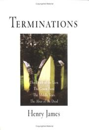 Cover of: Terminations | Henry James Jr.