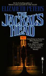 Cover of: The Jackal's Head
