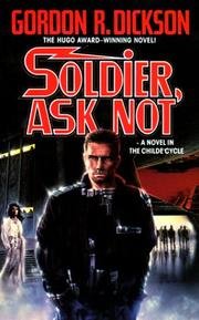 Cover of: Soldier, Ask Not