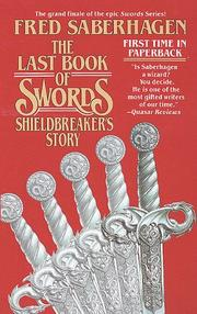 Cover of: The Last Book of Swords | Fred Saberhagen