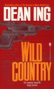 Cover of: Wild Country