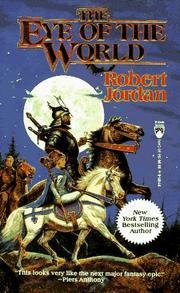 Cover of: The Eye of the World (The Wheel of Time, Book 1)