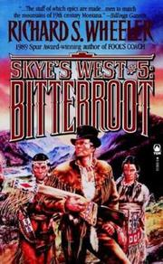 Cover of: Bitterroot