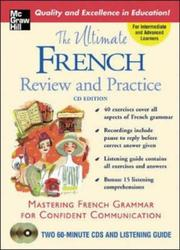 Cover of: ultimate French review and practice | David M. Stillman