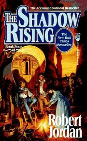 Cover of: The Shadow Rising (The Wheel of Time, Book 4)