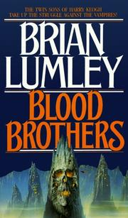 Cover of: Blood Brothers