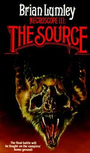 Cover of: Necroscope 3: The Source (Necroscope Trilogy, Volume 3)