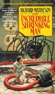 Cover of: The Incredible Shrinking Man