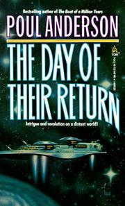 Cover of: The day of their return