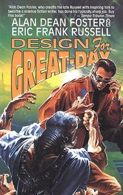 Cover of: Design for Great-Day