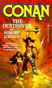 Cover of: Conan The Destroyer