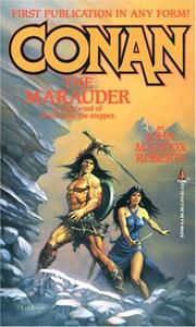 Cover of: Conan the Marauder