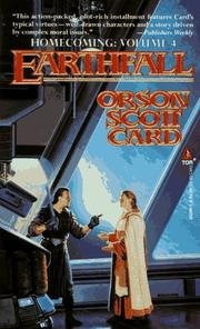Cover of: Earthfall | Orson Scott Card