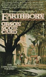 Cover of: Earthborn | Orson Scott Card