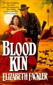 Cover of: Blood Kin (Seth Strummer)