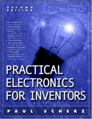 Cover of: Practical Electronics for Inventors | Paul Scherz