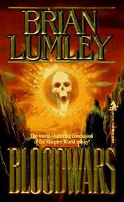 Cover of: Bloodwars