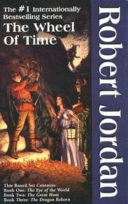 Cover of: The Wheel of Time (Boxed Set #1)