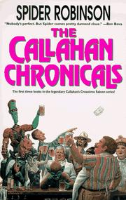 Cover of: The Callahan Chronicals