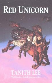 Cover of: Red Unicorn