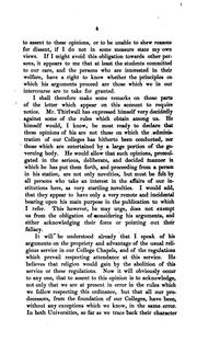 Cover of: Remarks on Some Parts of Mr. Thirlwall's Letter on the Admission of Dissenters to Academical Degrees