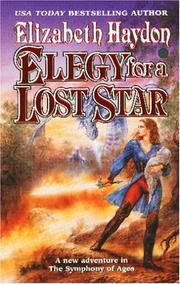 Cover of: Elegy for a Lost Star (The Symphony of Ages)