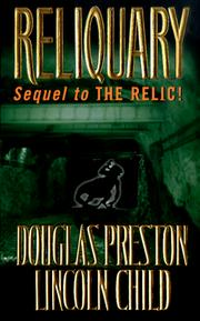 Cover of: Reliquary (Pendergast, Book 2)