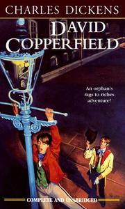 Cover of: David Copperfield (Tor Classics) | Nancy Holder